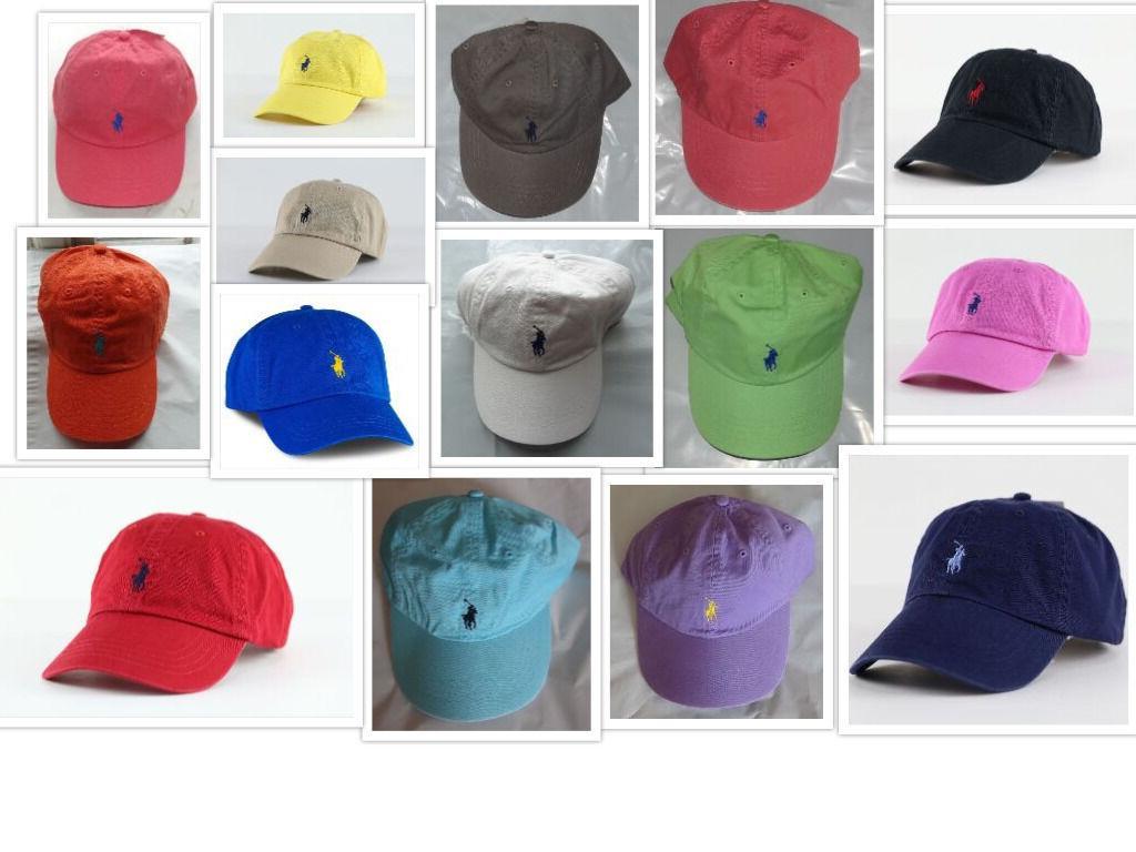NWT Polo Ralph Lauren Strap Logo Hat 1