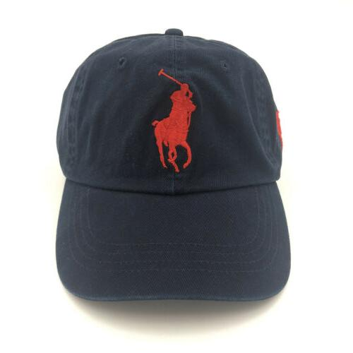 POLO Big Cap Hat Visor Sunhat Adjustable Size