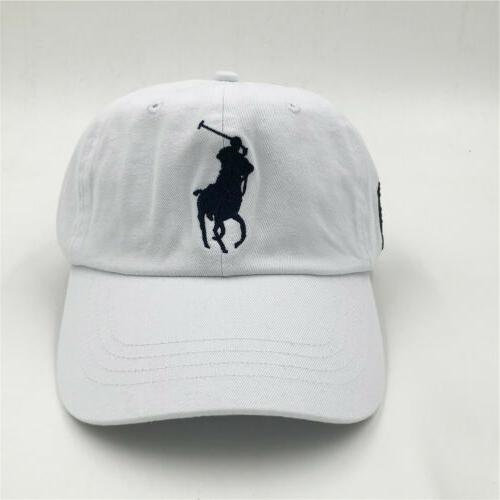 POLO Big Pony Cap Dad Hat Visor Size