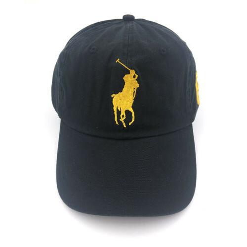 POLO Big Cap Cotton Hat Visor Size