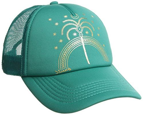 o neill girls big palm squad hat