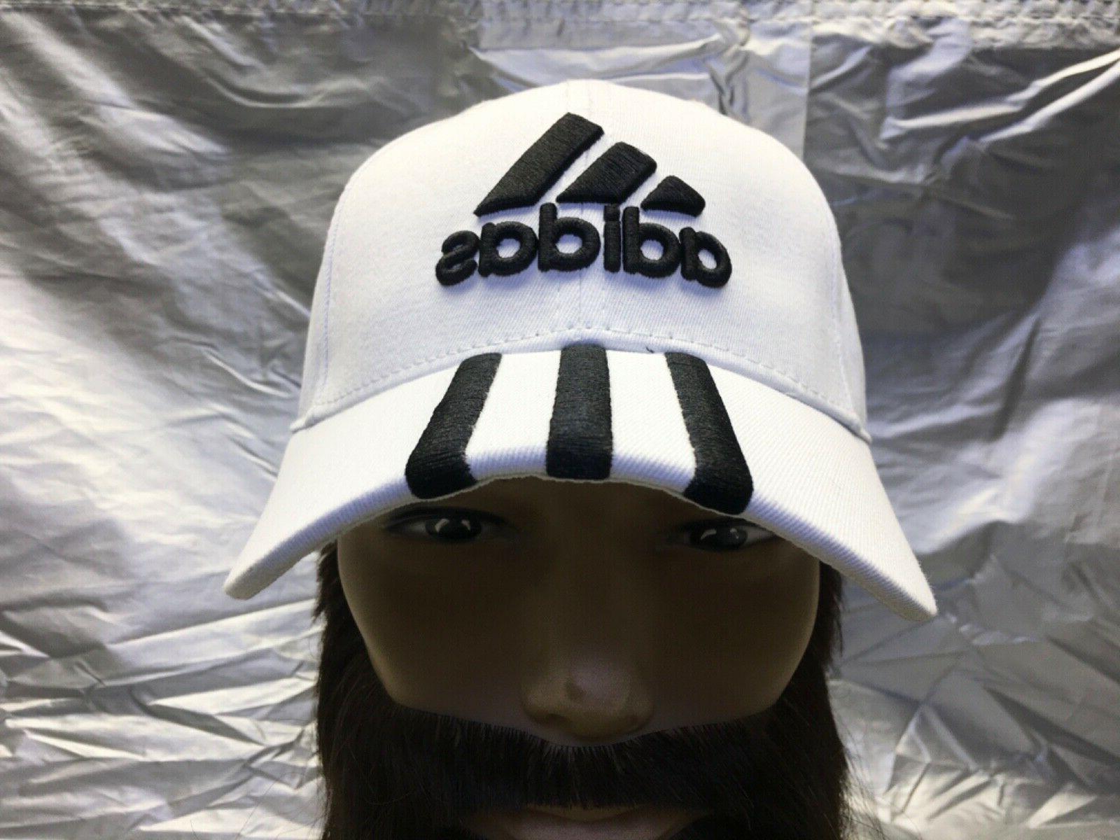 adidas Originals Strapback Trefoil Baseball Cap Lid Brim Dad