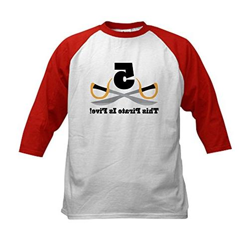 pirate birthday gift baseball jersey