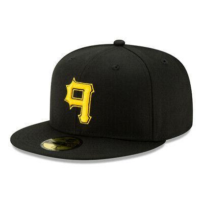 New Era Pittsburgh ALT 2 Fitted Hat MLB Cap