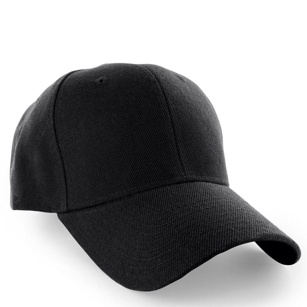 Color Blank Hat Adjustable New