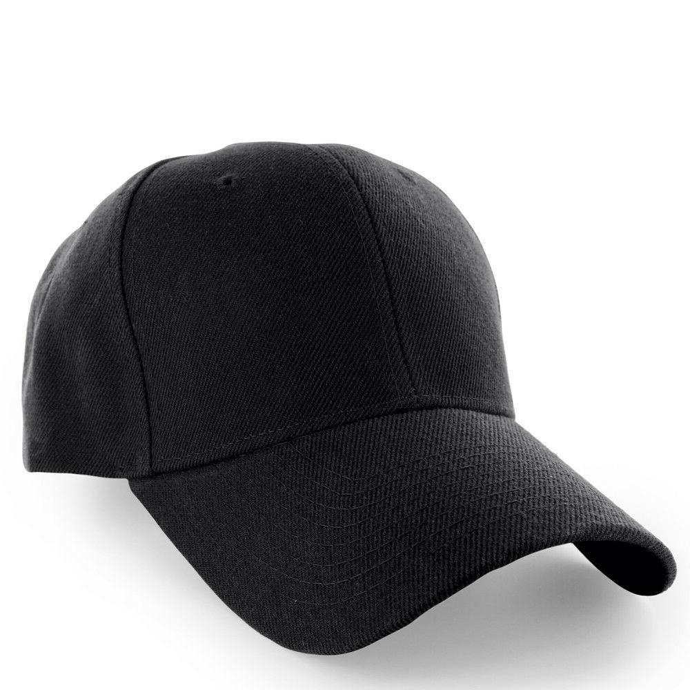 Color Blank Hat Adjustable New
