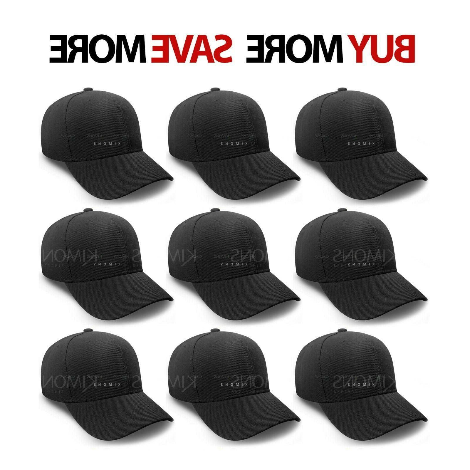Plain Baseball Cap Color Hat Ball Women loop