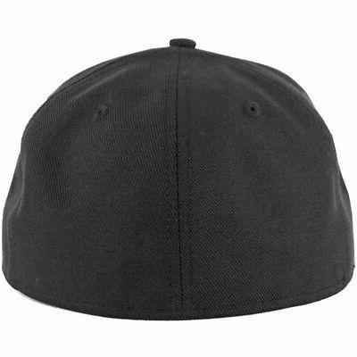 New Era Plain Tonal 59Fifty Fitted Blank