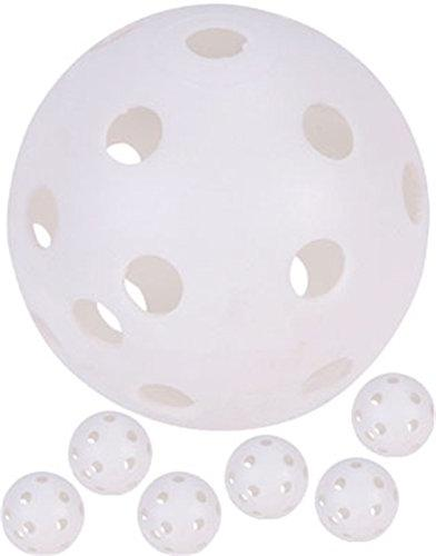 plastic hollow base ball fun