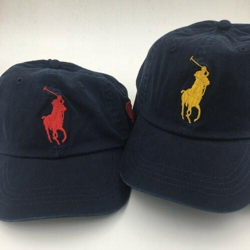 Polo Embroideried Pony Baseball Golf Tennis Unisex