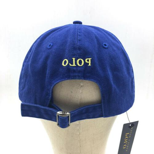 Polo Small Embroidery Baseball Mens Adjustable