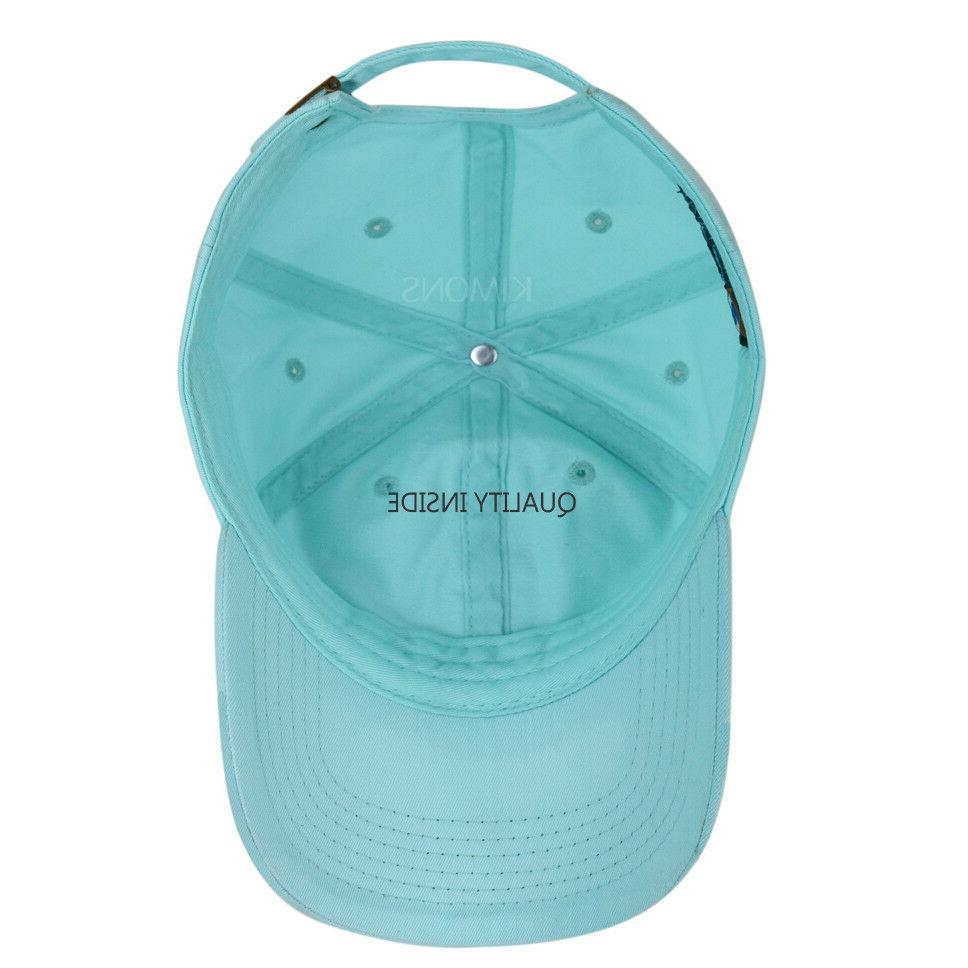 Polo Ball Hat Plain Washed Mens