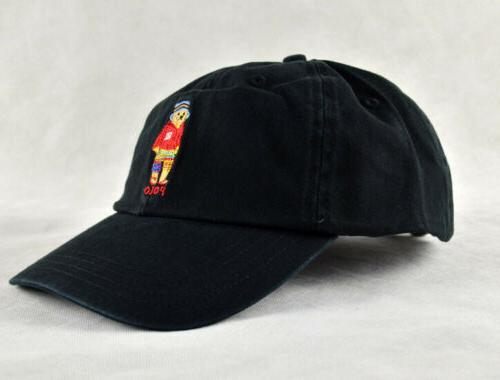 Polo Style Baseball Cap Embroidery Hat
