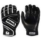 Franklin Powerstrap Adult Baseball/Softball Batting Gloves -