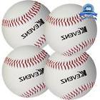 4Pack Kevenz Prevent Injury Baseballs for Traning Advanced S