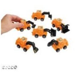 Pullback Construction Vehicles - 12 Ct