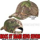 Men's Realtree Xtra Green Camo Hat Baseball Cap Hunting Adju