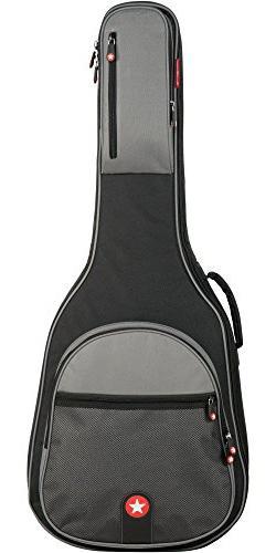 Road Runner RR2OM Boulevard Series OM Acoustic Guitar Gig Ba