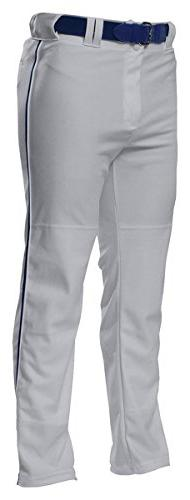 A4 Pro Style Open Bottom Baggy Cut Baseball Pant