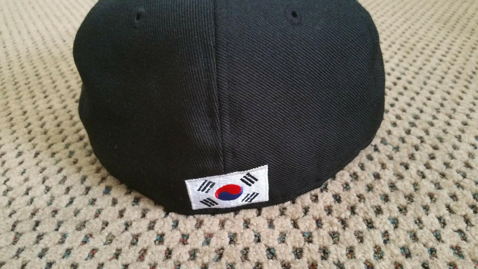 South Korea 59Fifty Fitted Hat