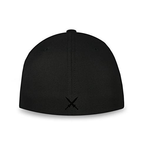 Dion Wear Molon Labe Military Hat Black Black