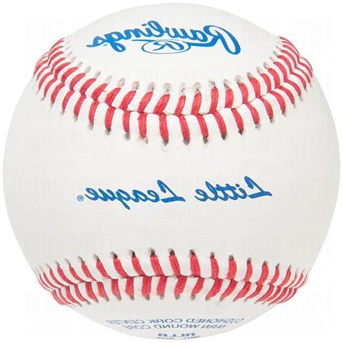 Rawlings Sporting Goods Rawlings Little League Baseballs 1 Dozen