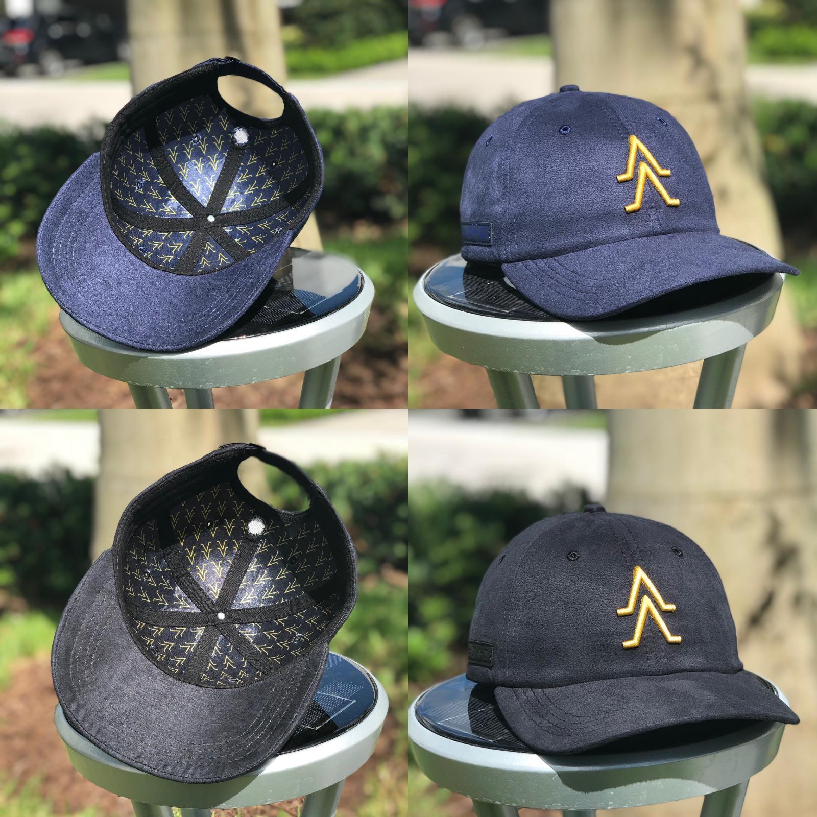 suede dad hat baseball adjustable soft cap
