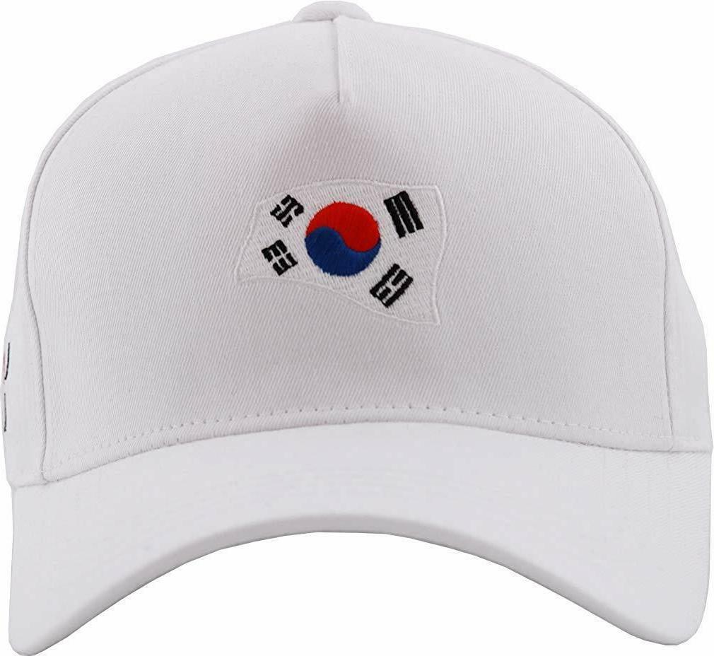 sujii BTS Korea Baseball Outdoor Hat
