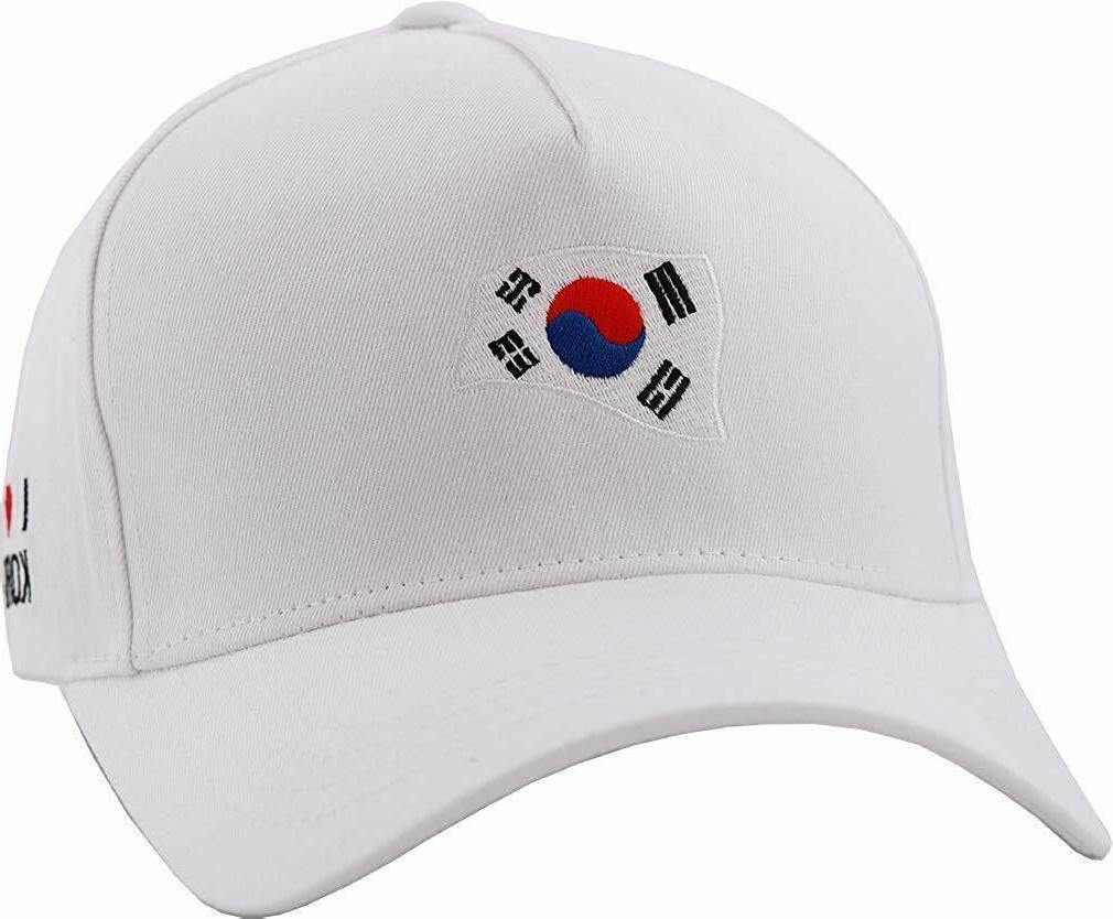 sujii bts korea wave baseball cap trucker