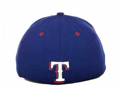 Texas Men's '47 Brand MLB Baseball Script Stretch Cap