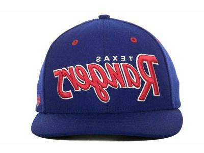 Texas Men's '47 Brand Baseball Script Fit Cap
