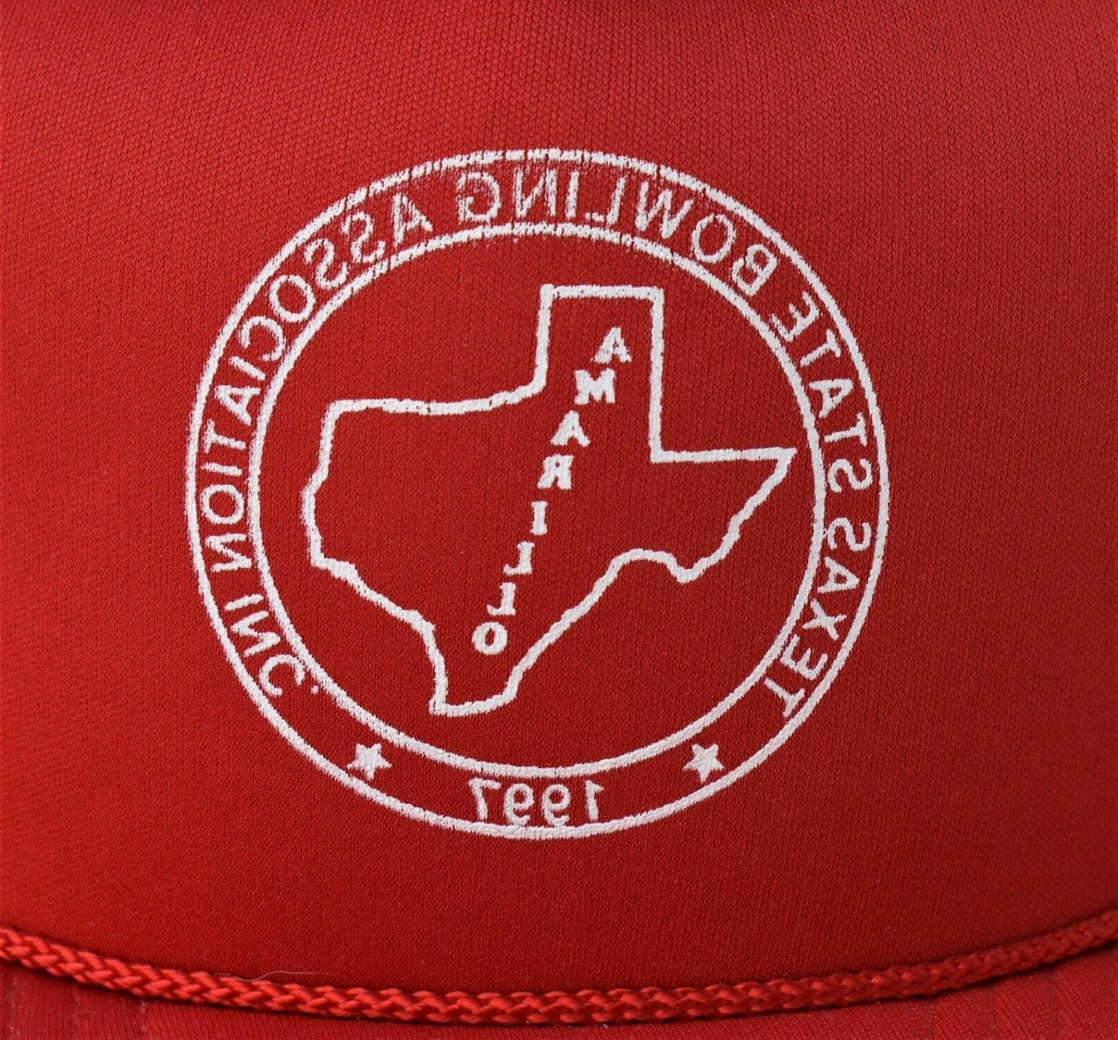 Texas 1997 Amarillo Cap Hat Snapback