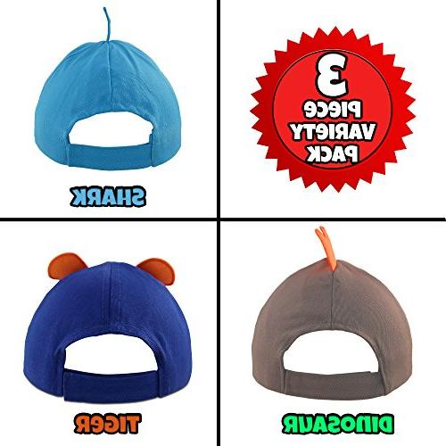ABG Cotton Baseball Cap Assorted Age