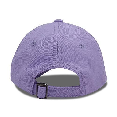 DALIX Girls Hat Infant Girl Caps Lavender