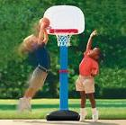 Toy Game Basketball Activity Score Set 3 Ball Hoop Sport Pla