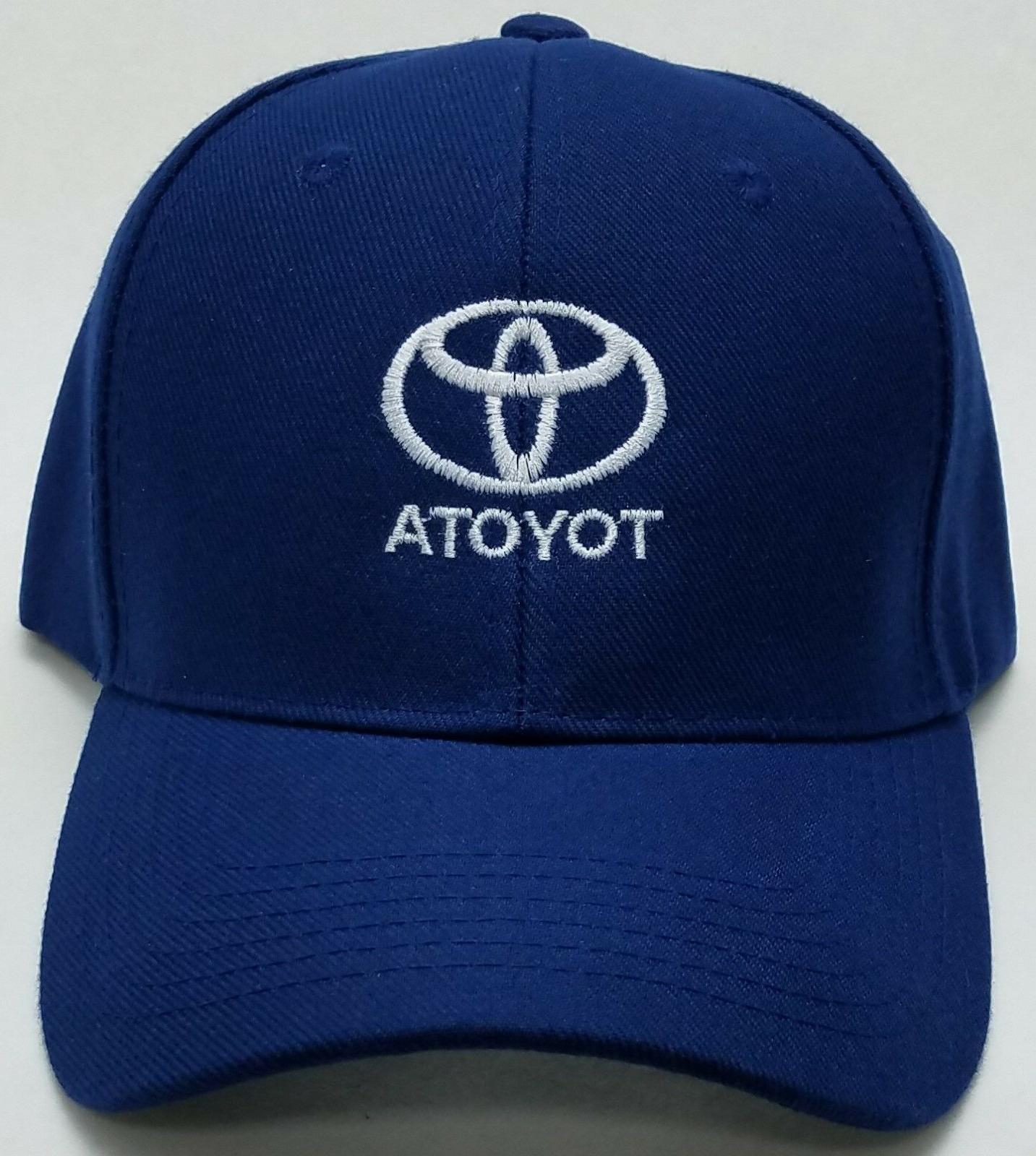 Toyota Cap Strap