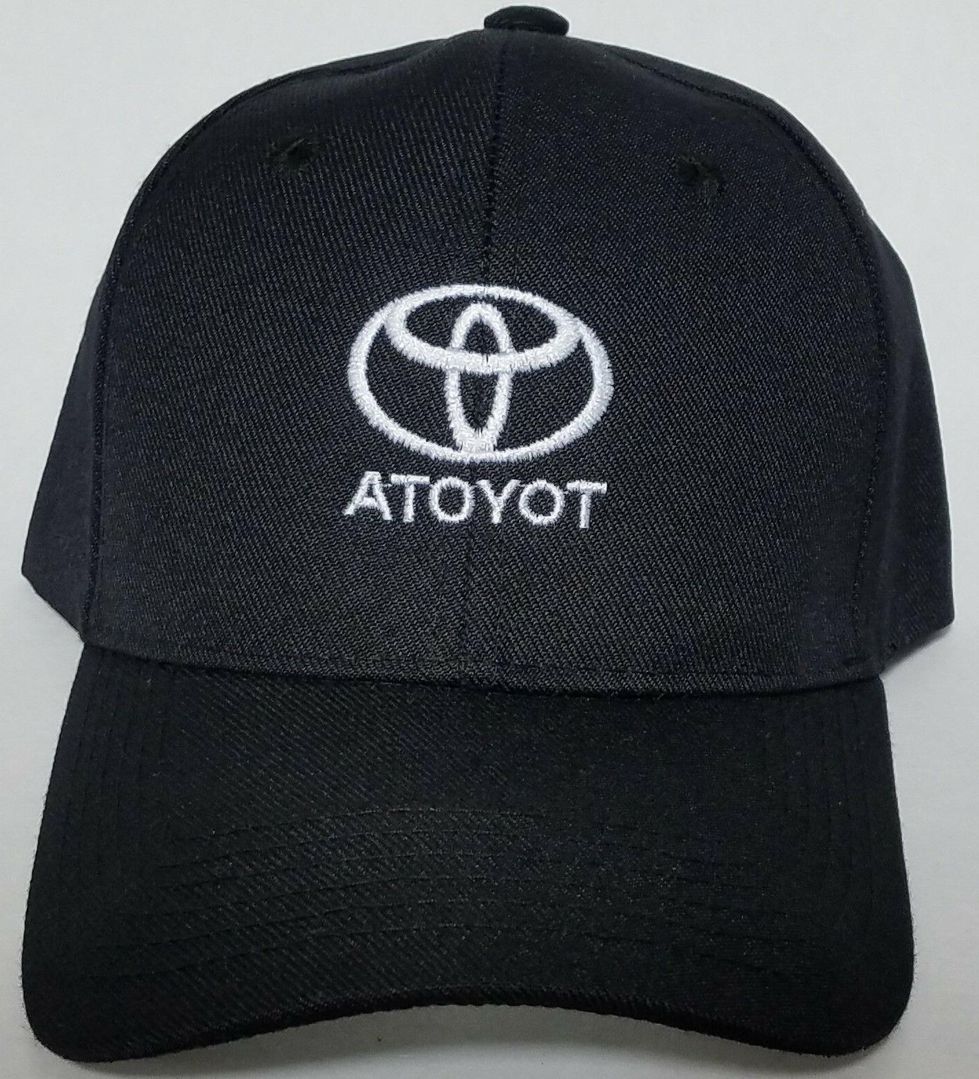 Toyota Cap Adjustable Strap