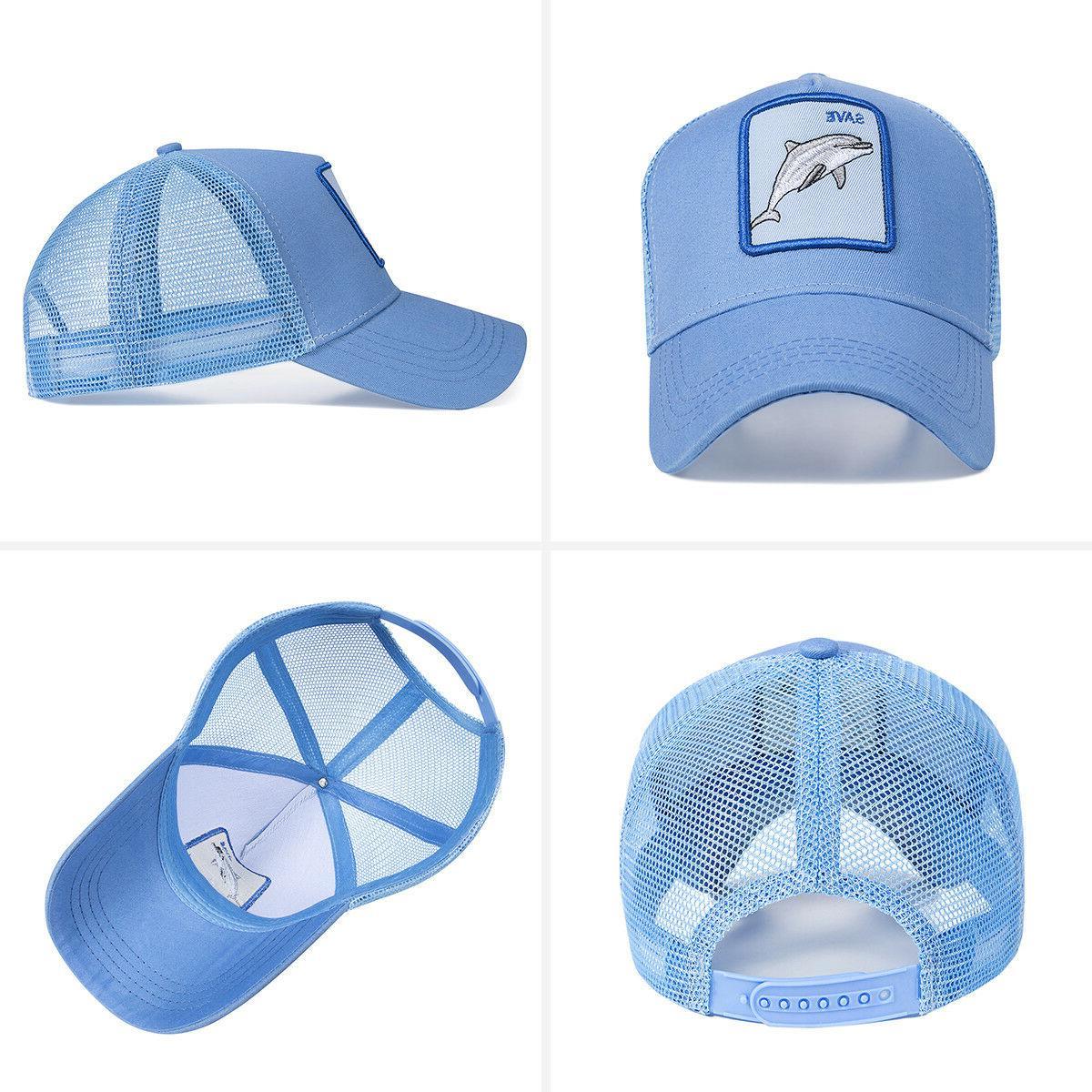 Personality Embroidery Fashion Hats Unisex