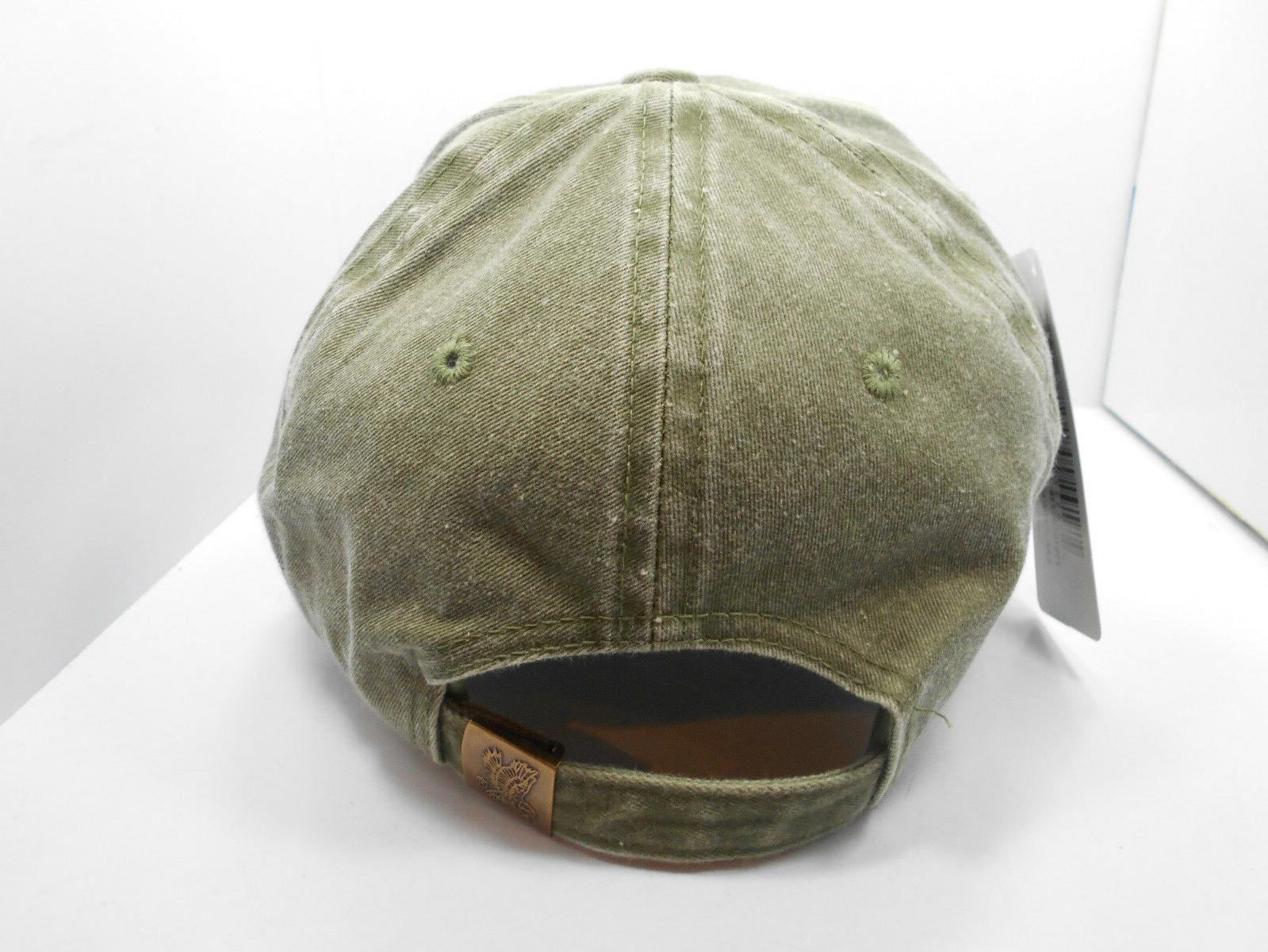 U.S. Army The in Bbody Piercings Green Cap Hat