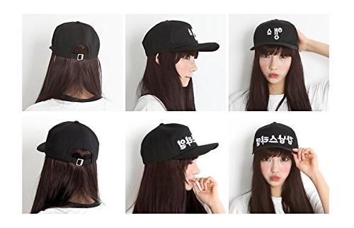 queenneeup Unisex Hangeul, Korean Cap )