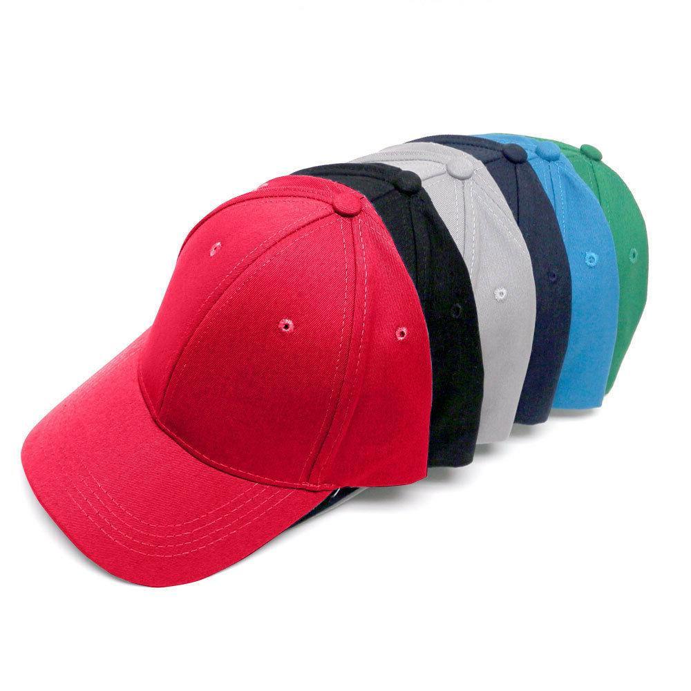 Unisex Baseball Cap Blank Cotton Cool