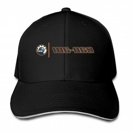 unisex can am spyder logo baseball snapback