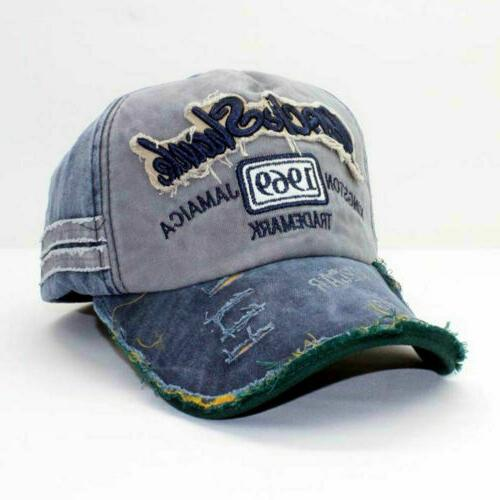 Unisex Cap Sport Snapback Hip-hop Hat Adjustable