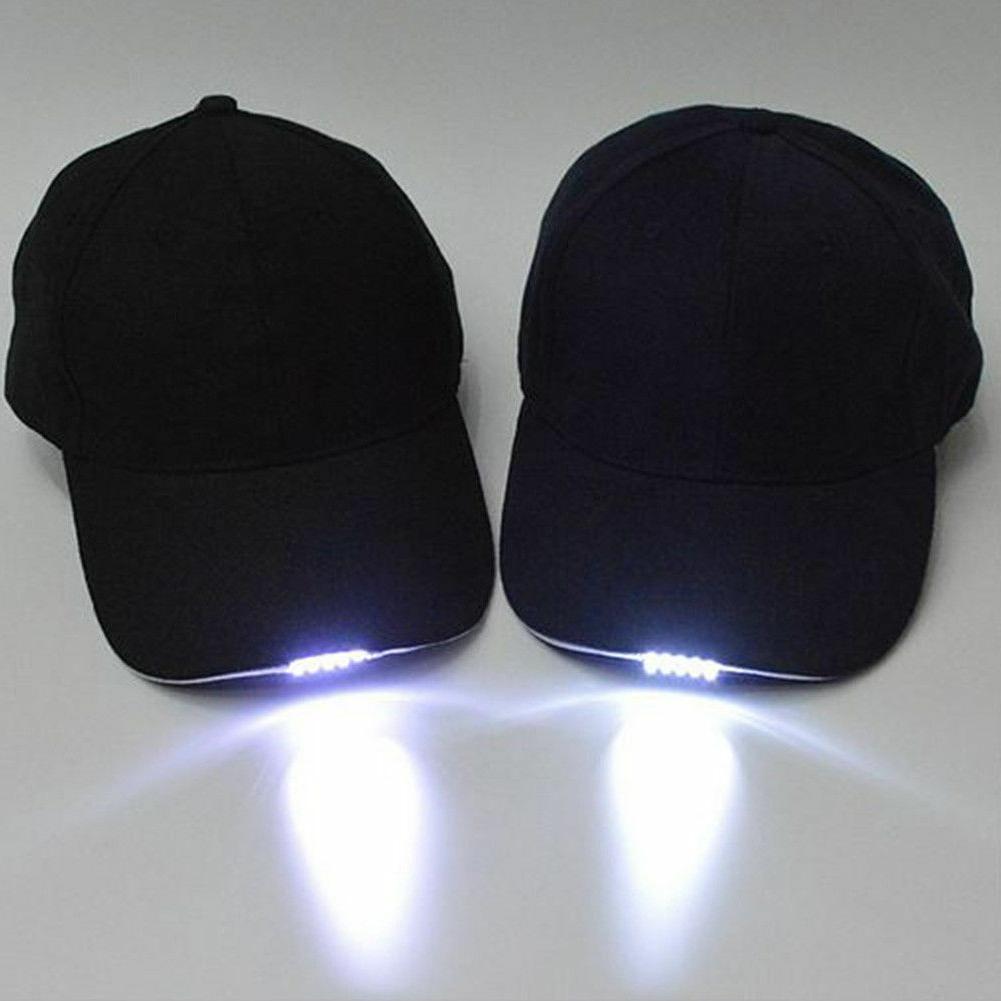 US Baseball 5 LED Lights Adjustable Strap Outdoor