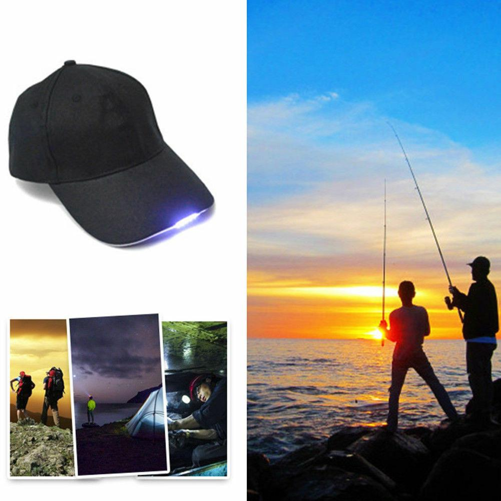 US 5 LED Lights Strap Fishing Camping Outdoor