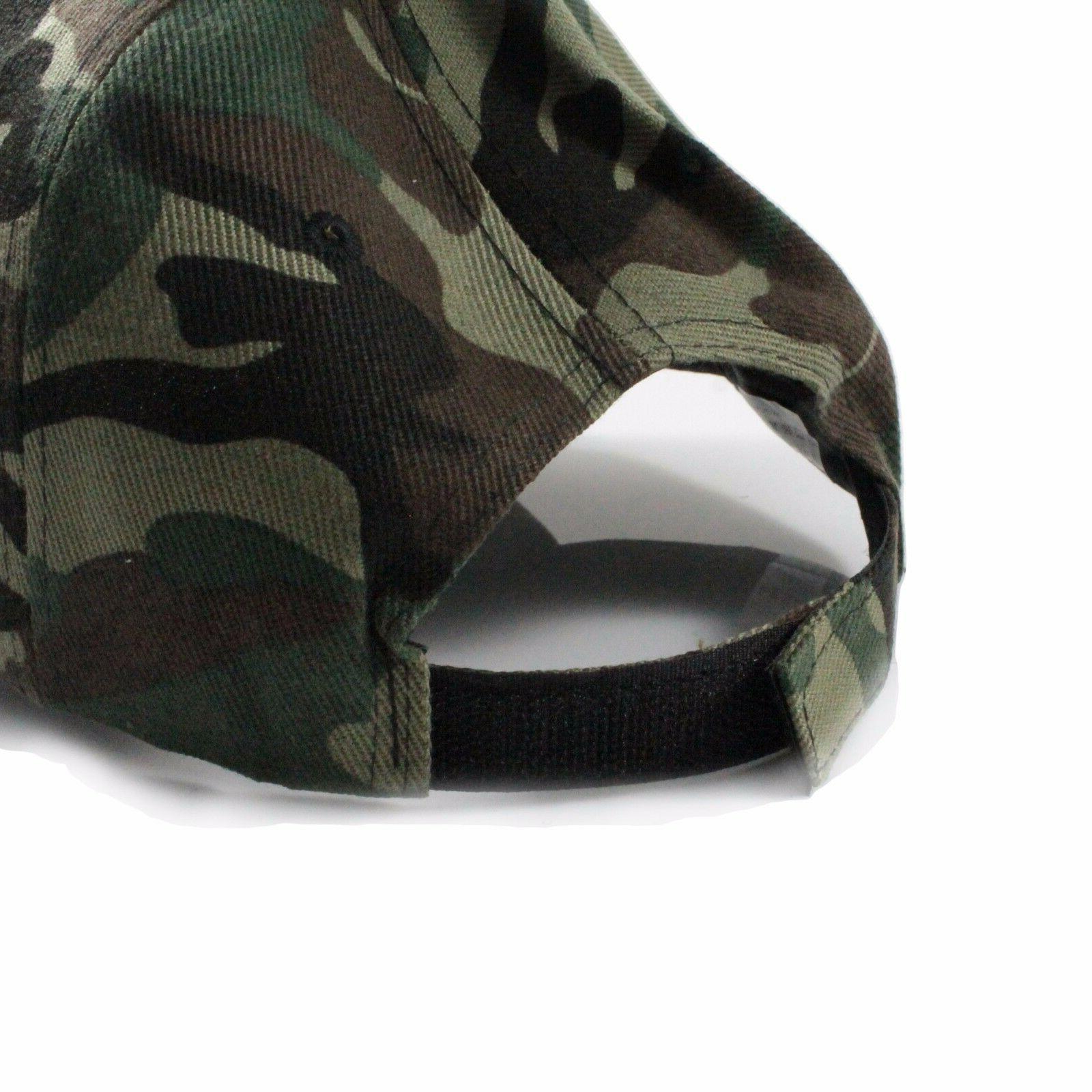 US Military Marine Veteran Adjustable Mesh Cap Hat