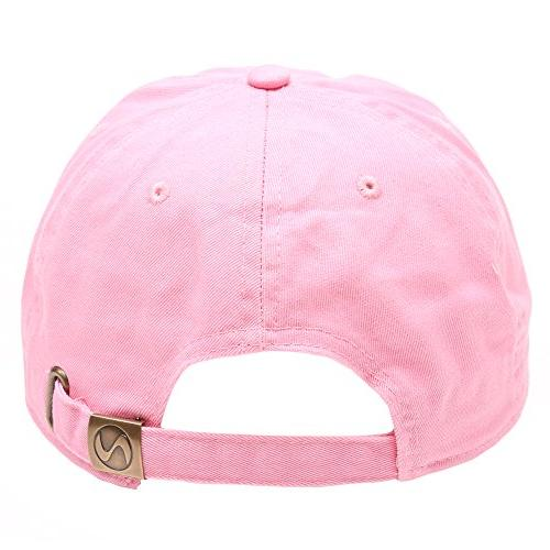 MIRMARU Embroidered 100% Strap Baseball Cap