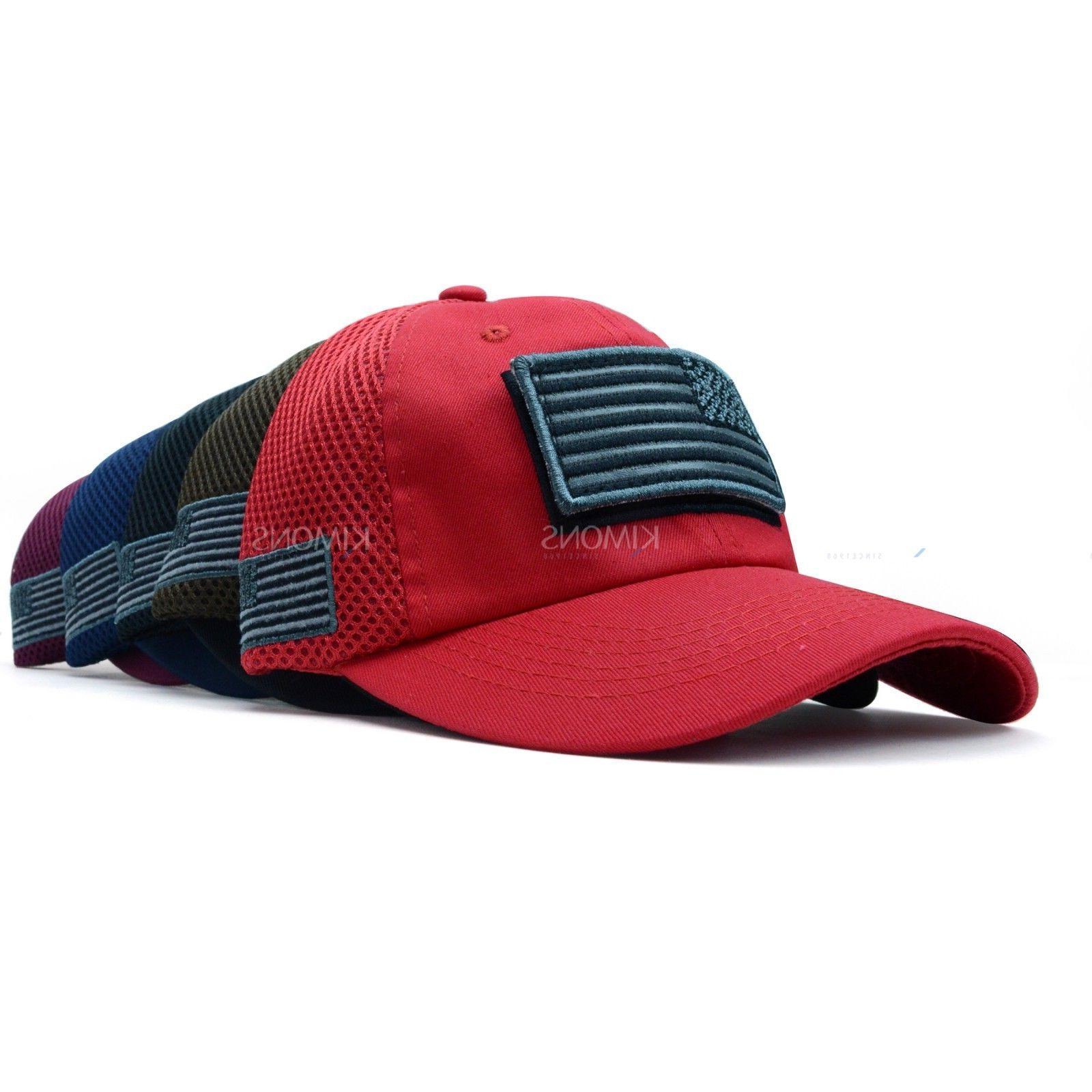 USA American Flag Detachable Baseball