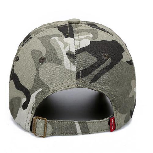 USA US Flag Baseball Mesh Tactical Camo Hat