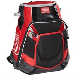 Rawlings Velo Backpack Red
